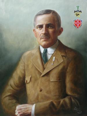 Portrait Bernhard Graf zu Stolberg-Stolberg