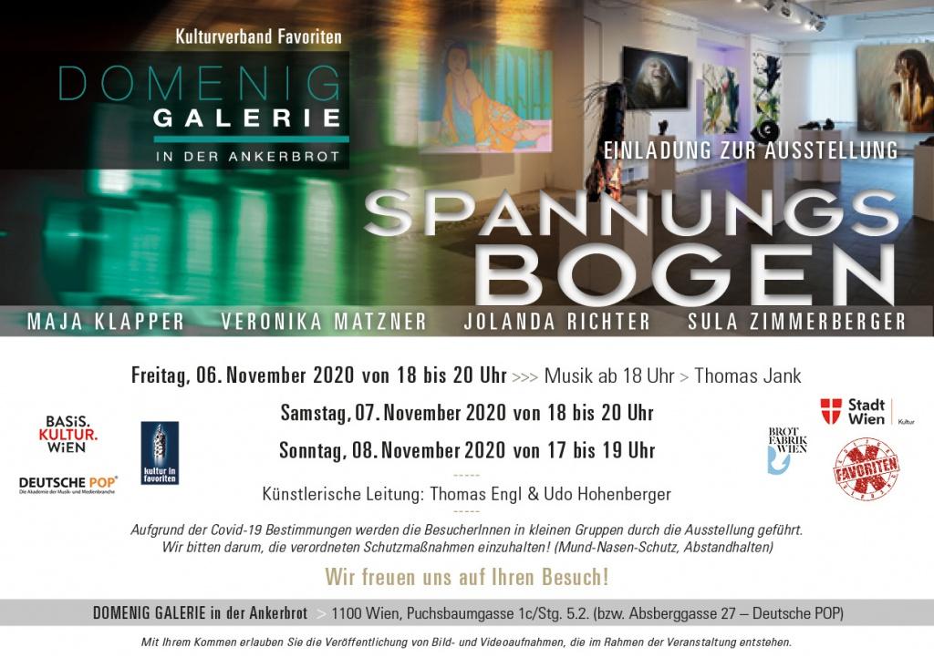 Einladung Gruppenausstellung