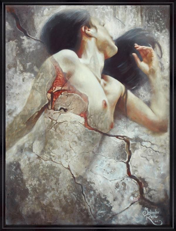 Perception 1 | Fine Art Print on canvas Kunstdruck auf Leinwand | Fine Art Print on Canvas