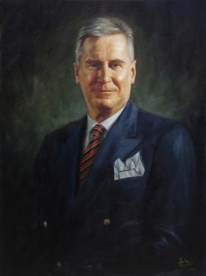 Portrait Mag. Prinz Gundakar v.u.z. Liechtenstein