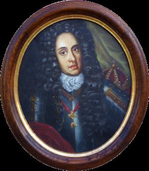 Rekonstruktion eines historischen Portraits nach Röntgenfoto
