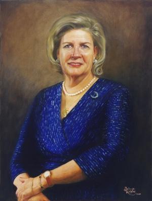 Portrait Prinzessin Marie v.u.z. Liechtenstein