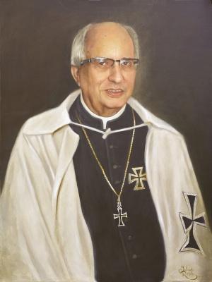 """Portrait """"Prior Karl - Deutscher Orden"""""""