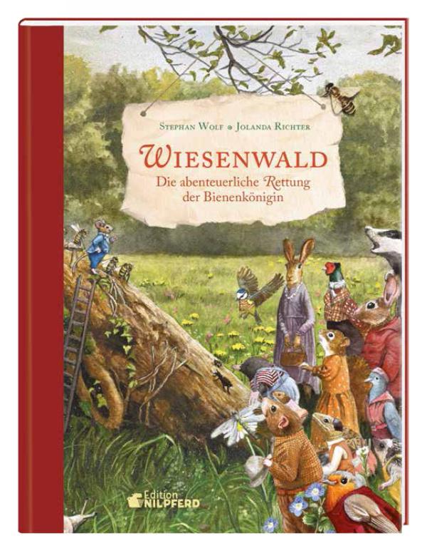 """Kinderbuch """"Wiesenwald"""""""